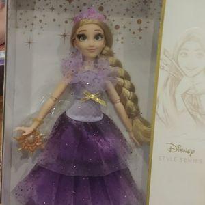 Disney style series Rapunzel